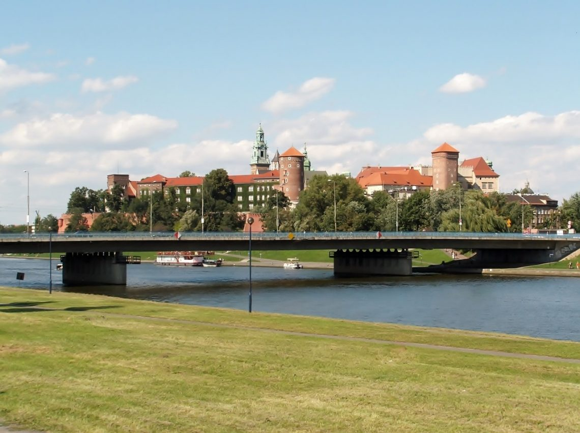 Krakau het Florence van Polen
